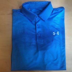NWOT Under Armour Athletic Polo